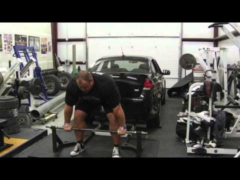 Brian Shaw 2011 WSM Car Deadlift Training Image 1