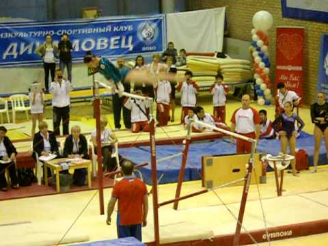 Aliya Mustafina- Voronin Cup Bars EF