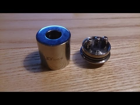 Easy Rebuild) 0.28Ω Dual Macro Coil Rebuild Tutorial on the IGO-M