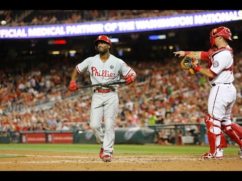 Philadelphia Phillies Trade SS Jimmy Rollins To Los Angeles Dodgers