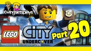 Lego city undercover - Walkthrough Part 20 Back on the Case
