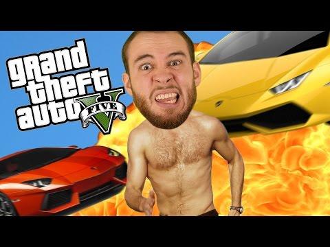 GTA 5 Online Funny Moments | EXPLOSIVE ENDINGS!