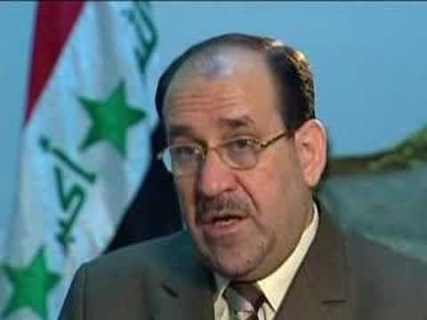 Eye To Eye: Nouri al-Maliki (CBS News)