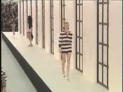 Paris Fashion Week 2006: Inside the Chanel Show