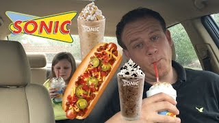 Things wrong with SONIC Drive in!