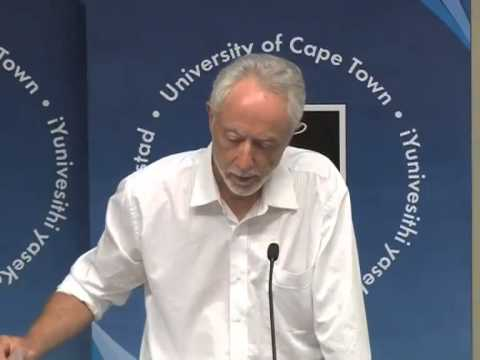 JM Coetzee visits UCT to read from his new work