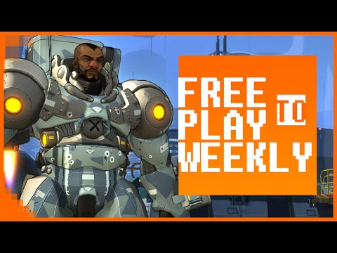 Free To Play Weekly – Atlas Reactor Goes Buy To Play! Ep. 220