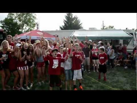 IU News films Phunk Nasty's at the Tailgate!