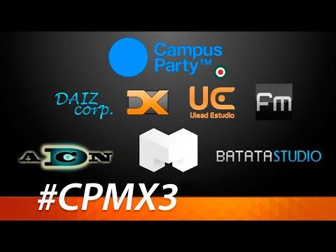Promocional Stream desde Campus Party México 2011