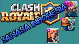 download lagu Clash Royale Bahasa Indonesia gratis