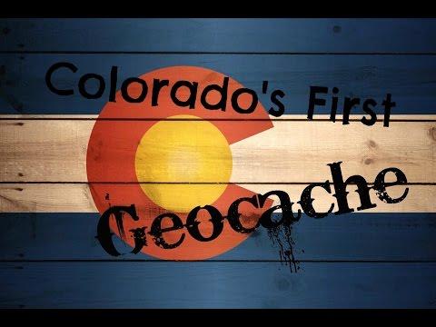 Colorado First Geocache