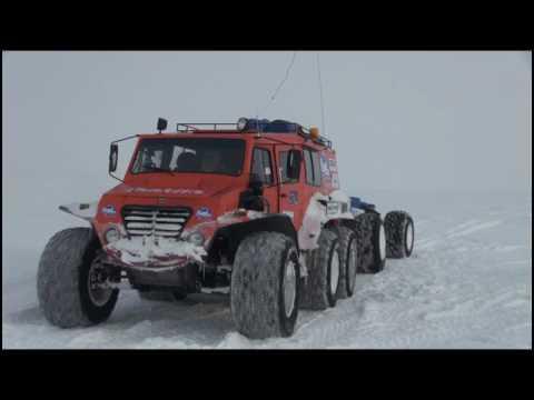 Экспедиция Великий Северный Путь - 2016