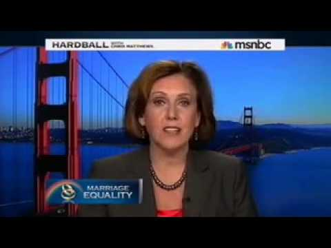 Chad Griffin Discusses Bipartisan Support for Marriage Quality on MSNBC