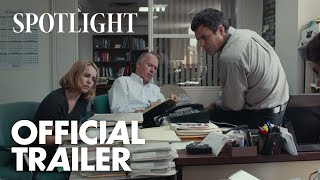 Spotlight | Official Trailer [HD] | Global Road Entertainment