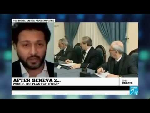 France24 Debate: Can Geneva 2 save Syria? (Part 2)
