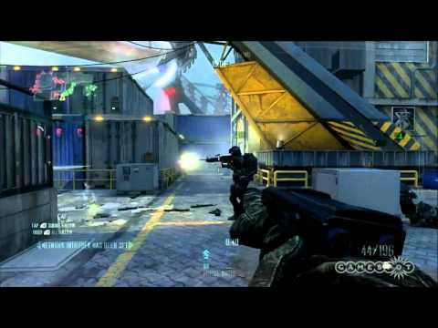 Call of Duty: Black Ops 2 - Keppel Terminal Gameplay