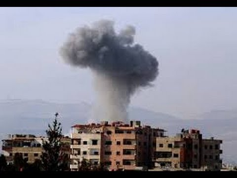 Massive Explosion in Syria kills 30 soldiers | Tunnel bomb explosion