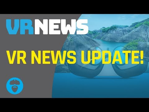 VR NEWS CHANNEL UPDATE OCT 16 2017