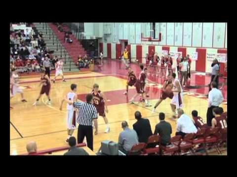Schaumburg vs. Barrington High School Basketball Game 1-20-12