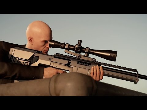 PS4 - HITMAN Gameplay Trailer [E3 2015]