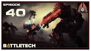 Let's Play BATTLETECH (Full Release Version) With CohhCarnage - Episode 40