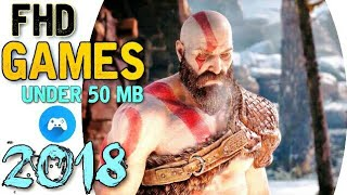 Top 4 Offline Games Android/iOS 2018 Under 50 MB