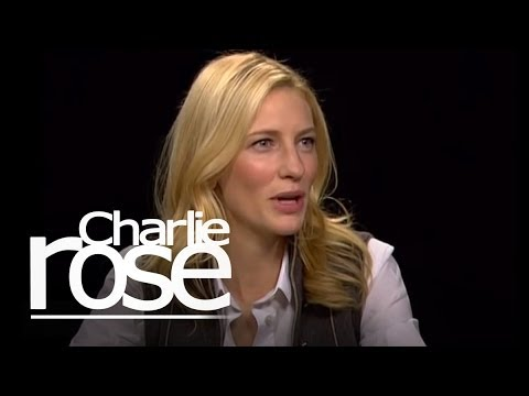 Cate Blanchett talks with Charlie Rose Video