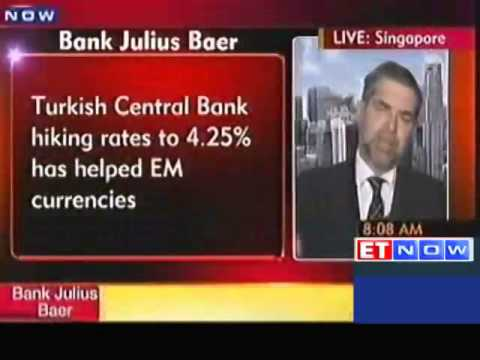 Optimistic on India: Bank Julius Baer