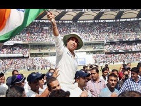 Sachin farewell speech hd video download