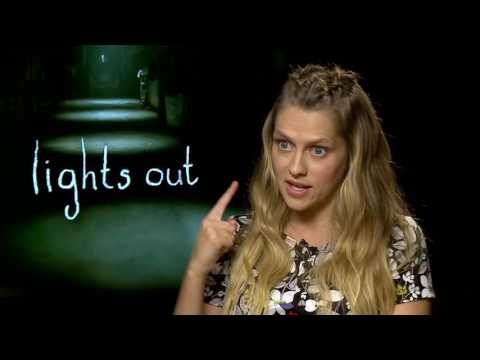 Lights Out: Teresa Palmer talks about her love for horror films in Exclusive Interview