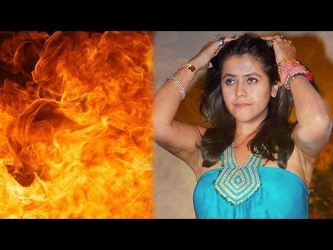 Ekta Kapoor's studio catches fire in Sakinaka