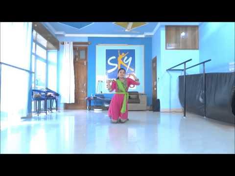 Shikha Arya Choreography nain Se Naino Ko Mila video