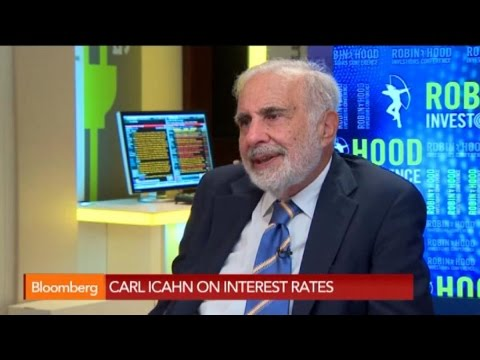 Carl Icahn: 'No-Brainer' High-Yield Market Is in a Bubble