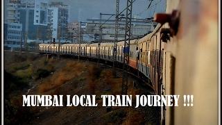 MUMBAI LOCAL TRAIN JOURNEY - PANVEL TO VASHI FULL COVERAGE