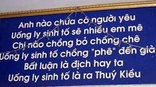 Tổng hợp những biển quảng cáo hài hước nhất, bá đạo nhất Việt Nam !