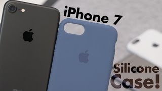 Apple iPhone 8/7 Silicone Case Review!