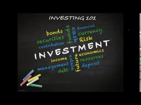 Investment Training