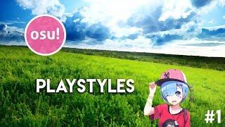 osu! Playstyles #1
