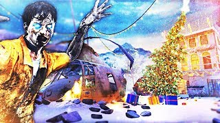 WINTER CRASH ZOMBIES ! - Black Ops 3