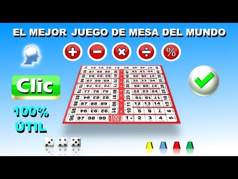 EL MEJOR JUEGO MATEMÁTICO DEL MUNDO -- www.supermente.net