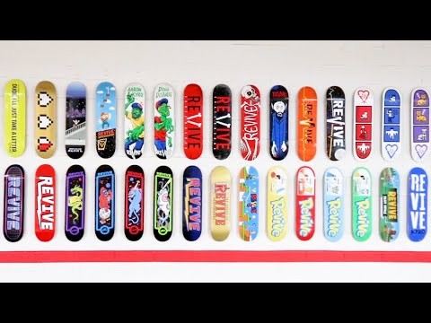 Every REVIVE Skateboard Ever Made / Vol 2