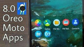Latest Oreo 8.0 Moto Apps for any Motorola Phone! (Moto Display, Moto Launcher and more)