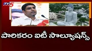 నవ్యఆంధ్రకు తరలివస్తున్న ఐటీ పరిశ్రమలు | New IT Companies To be Started in Andhra Pradesh