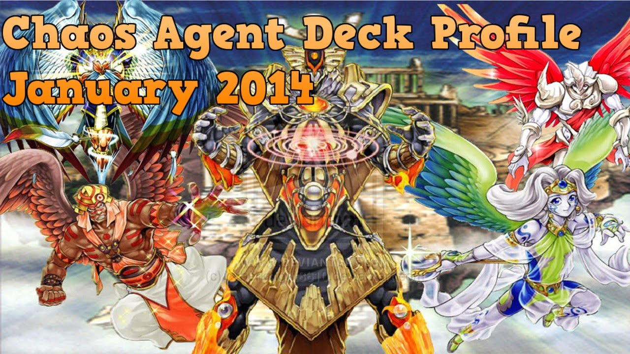 Yugioh Archlord Deck Yugioh Chaos Agent Deck