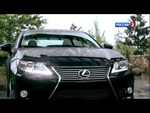 Тест-драйв Lexus ES 2012