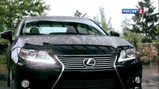 Тeст-дрaйв Lexus ES 2013 // AвтoВeсти 65