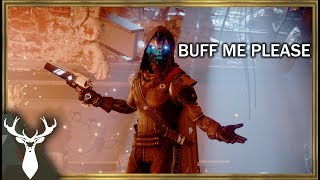 Destiny 2 Beta - A Modest Proposal to Buff Hunters