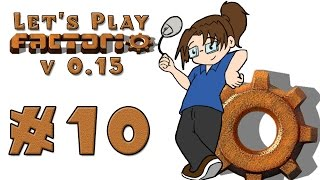 Let's Play: Factorio v15 - Rail World! - Part 10