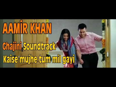 Aamir Khan - Ghajini Soundtrack (kaise Mujhe Tum Mil Gayi) video