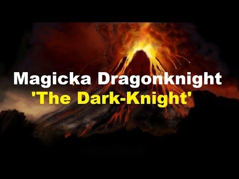 MAGICKA DK BUILD 'The Dark Knight' - Morrowind Patch